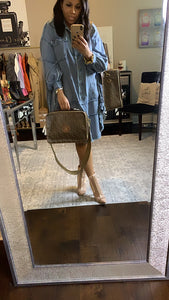 Fendi Luggage  Large