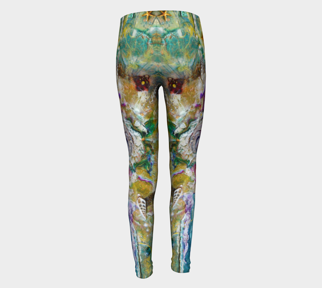 Youth Leggings - 'Big Bang'
