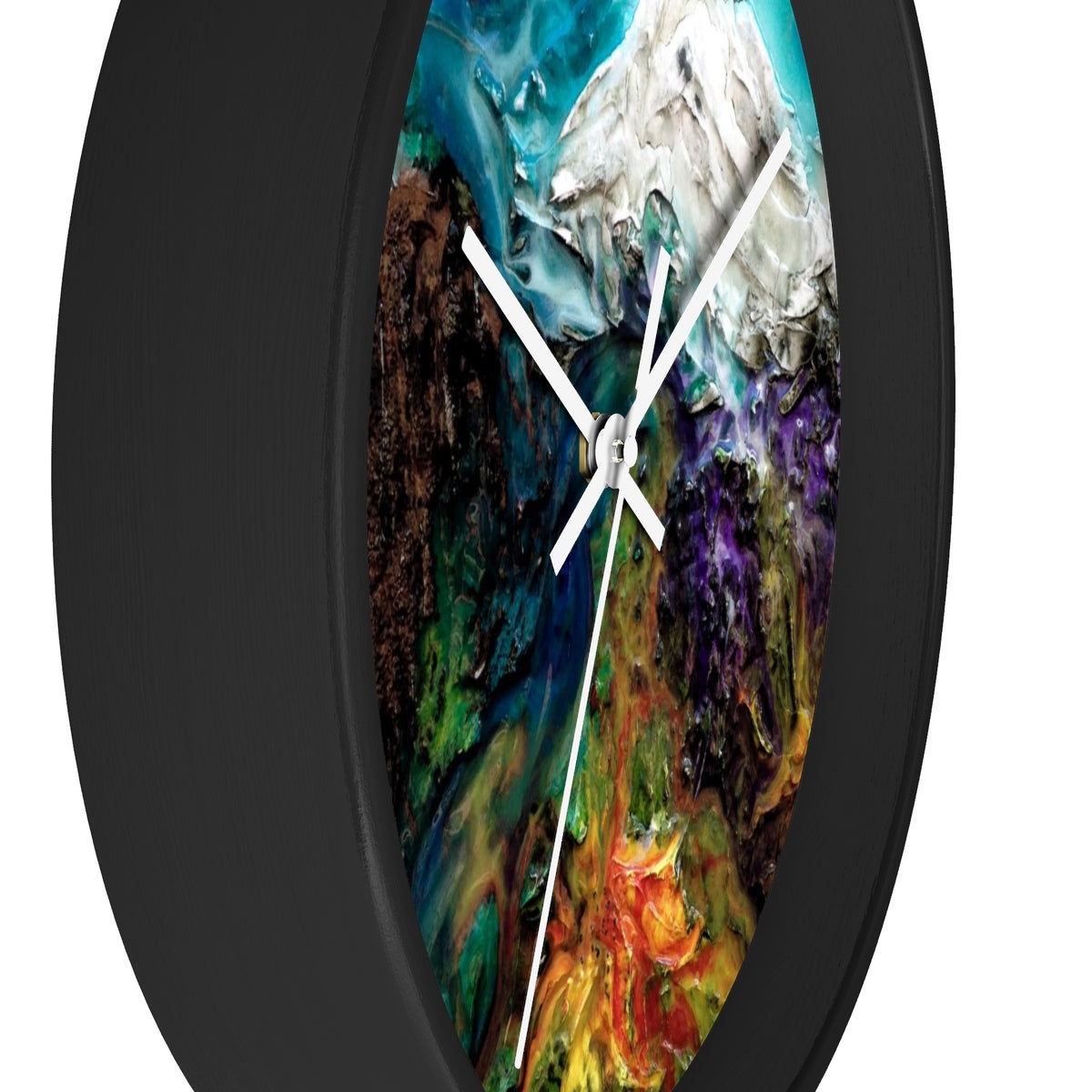 Wall Clock - 'Hood River'