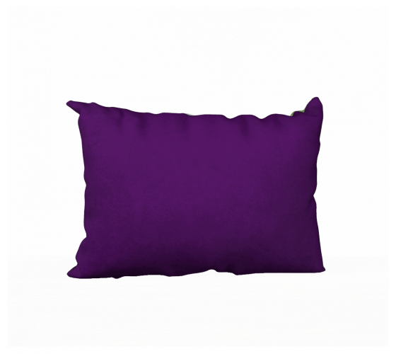 "Velveteen Pillow Cover - ""From the Dream Maker 2"" 20x14"