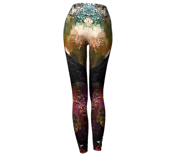 "Leggings - ""Knowing the Value of the Broken and the Lost 2"""