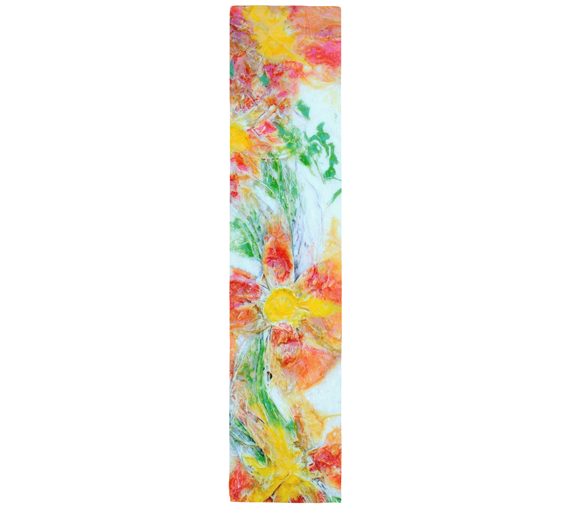 Table Runner - 'Tomatillo Time'