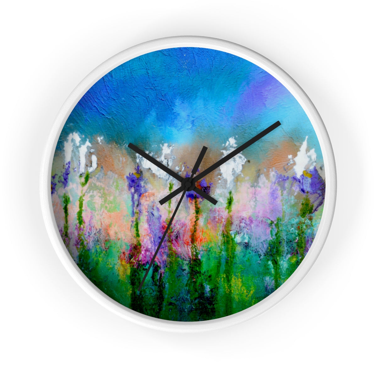 Wall Clock - 'Something About Spring'