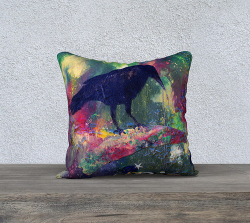 Pillow Cover 18 x 18 -'Knowing the Value of the Broken and the Lost'