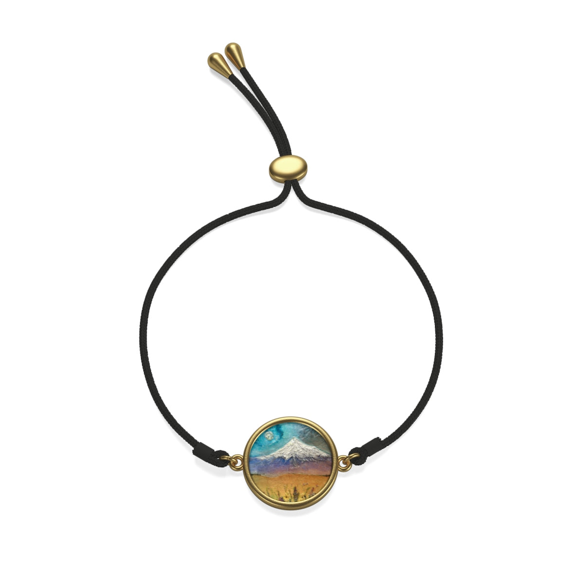 Cord Bracelet - 'Luna in the Hood'