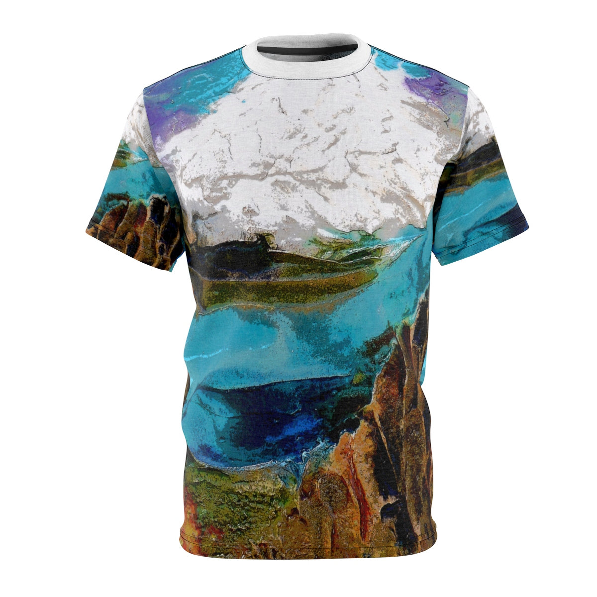 T Shirt - Unisex - 'River Run'