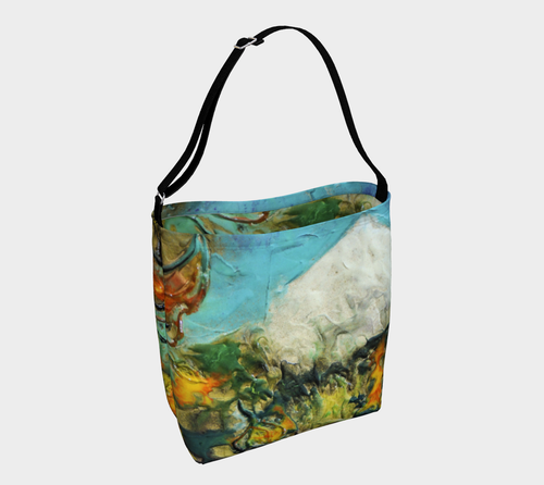 Day Tote - 'Garden View' One