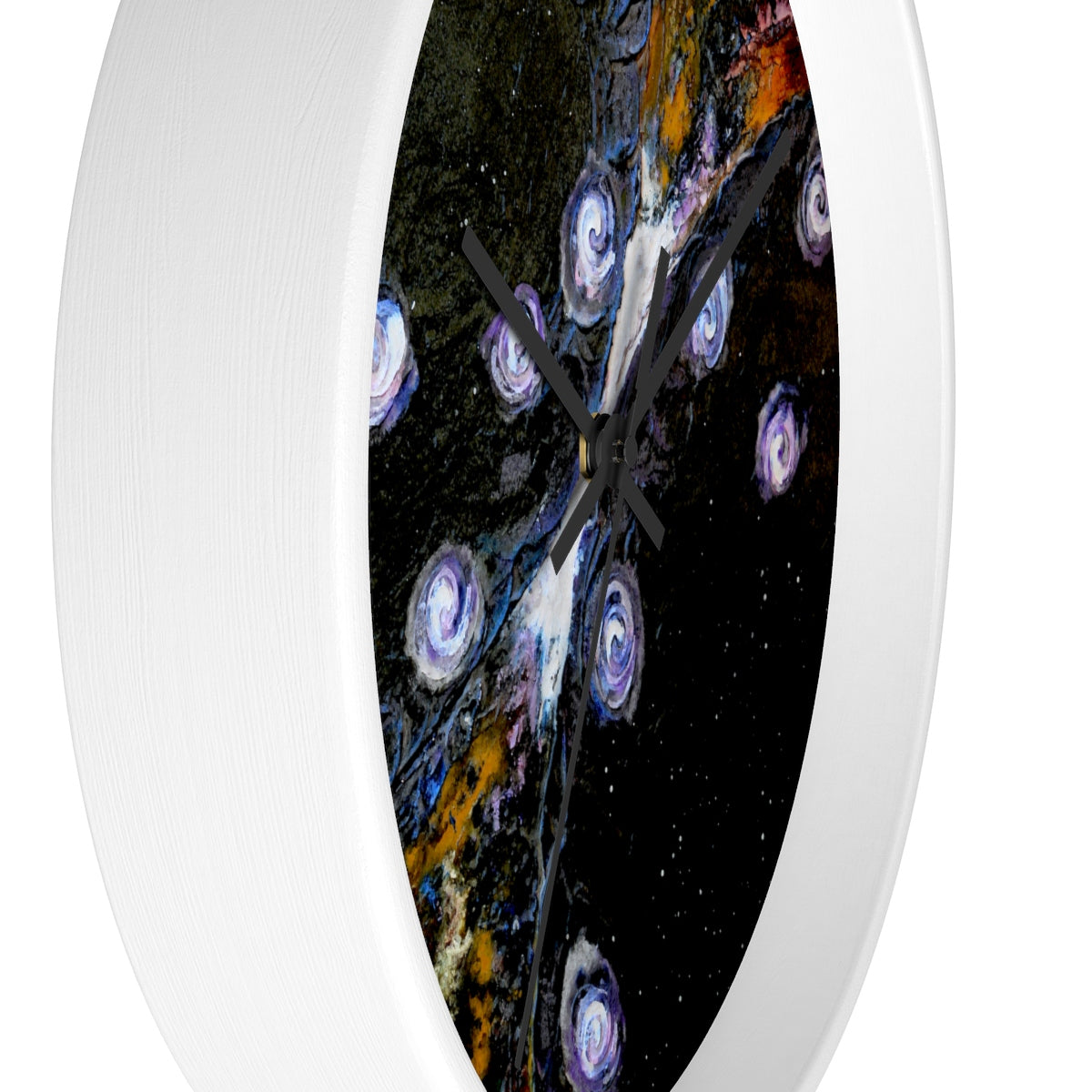 Wall Clock - 'Space and Time'