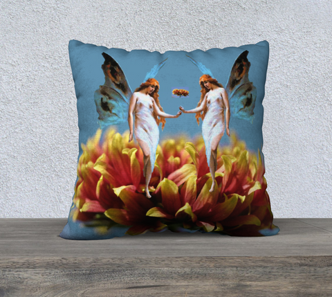 Pillow Cover 26 x 20 - 'Something About Spring'
