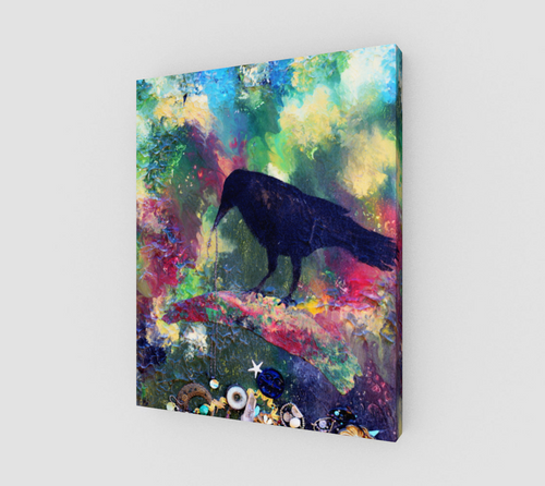 """Knowing the Value of the Broken and the Lost"" Gallery Wrap Canvas"