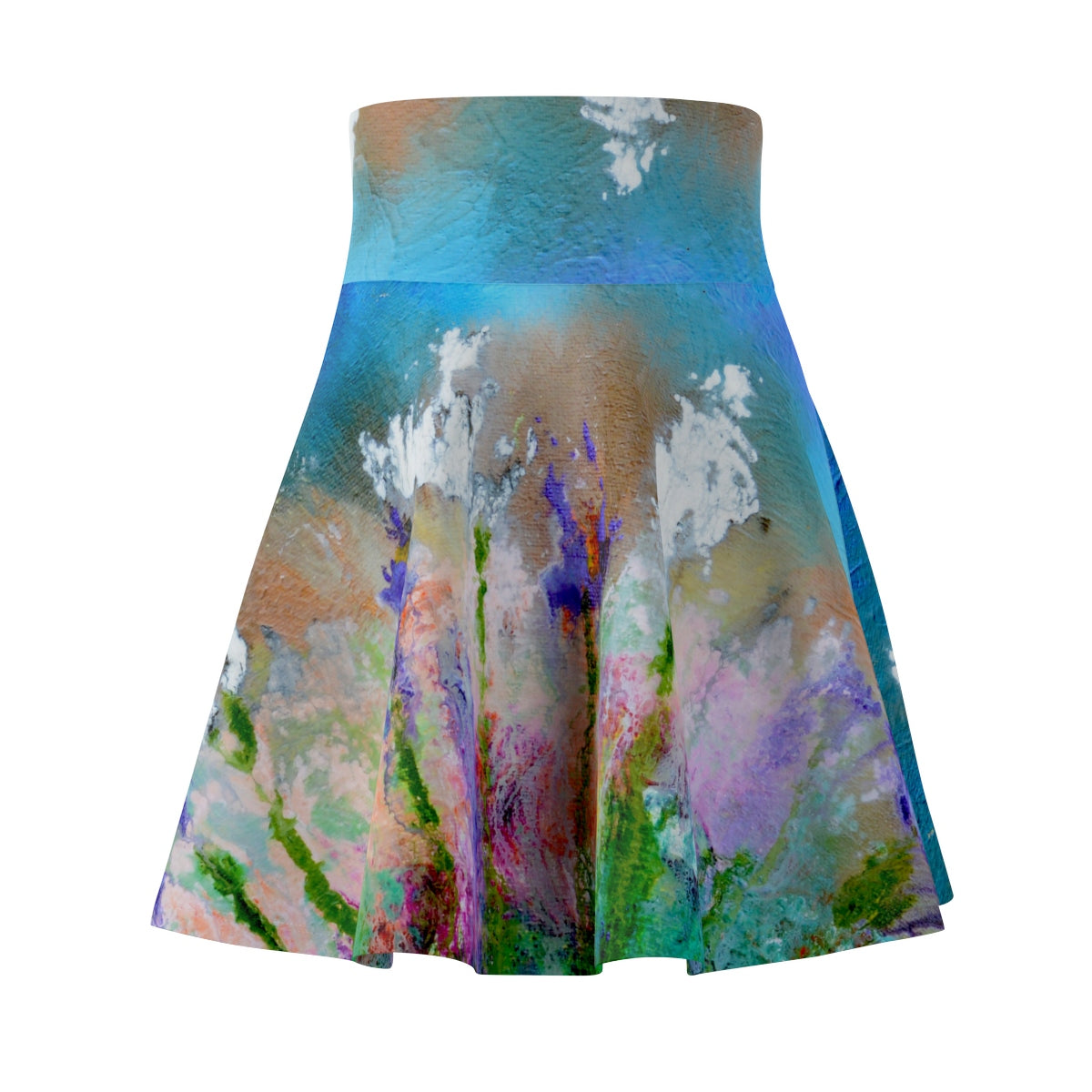 Skater Skirt - 'Something About Spring'