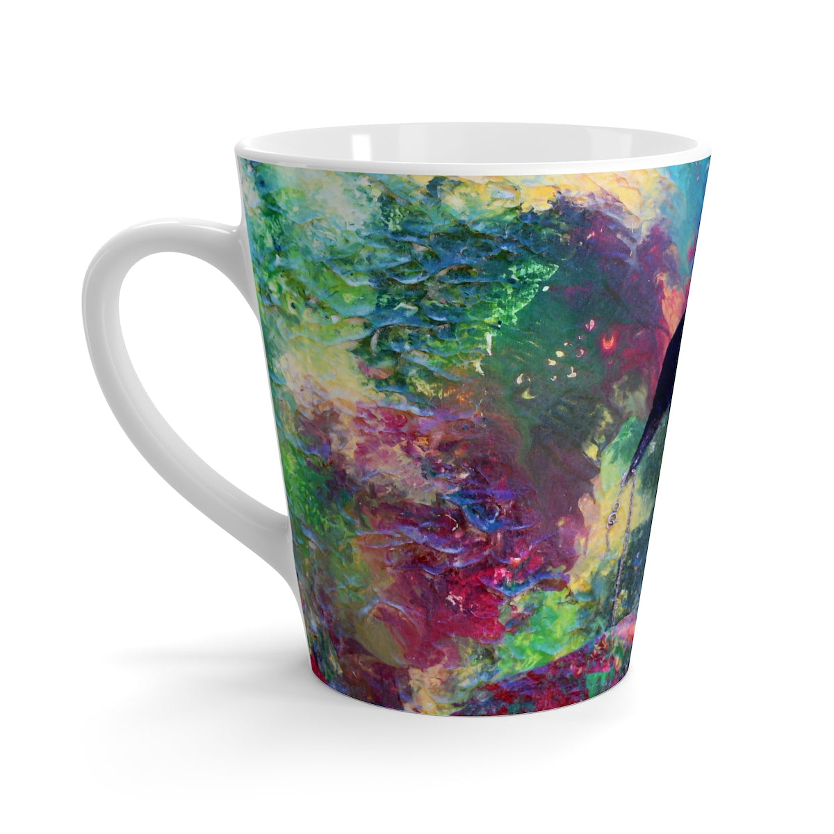 Latte Mug - 'Knowing the Value of the Broken and the Lost'