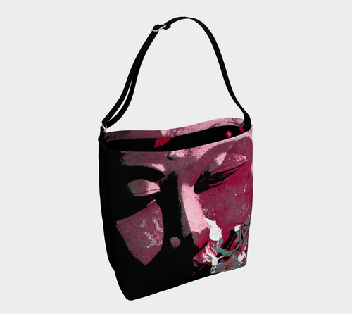 Day Tote - 'Remembering' - Tourmaline