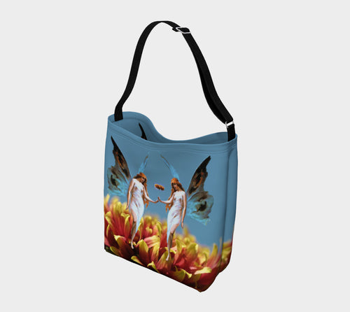 Day Tote - 'Flower Fairies'