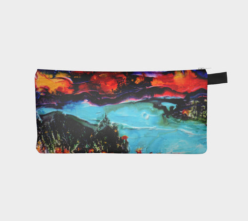 Pencil Case - 'Where the River Turns'