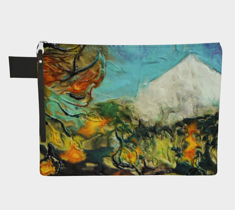 Makeup Bag - 'We Still Have to Get Ourselves Back to the Garden'