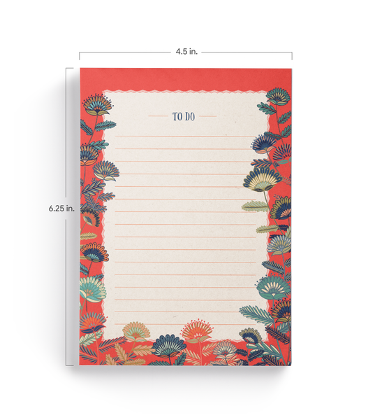 To Do List Notepads (Set of 3) by Laura Varsky