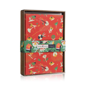 Stationery Box Set - Ángela Corti (12 Cards & 12 Envelopes)