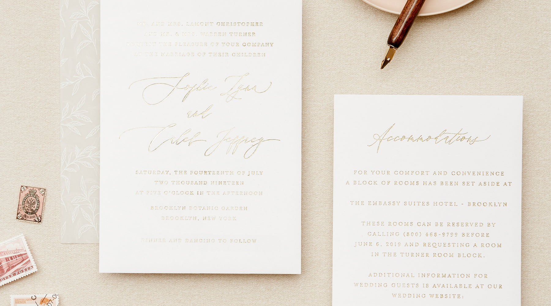 Formal Wedding Invitation Wording: Examples & Pro Tips
