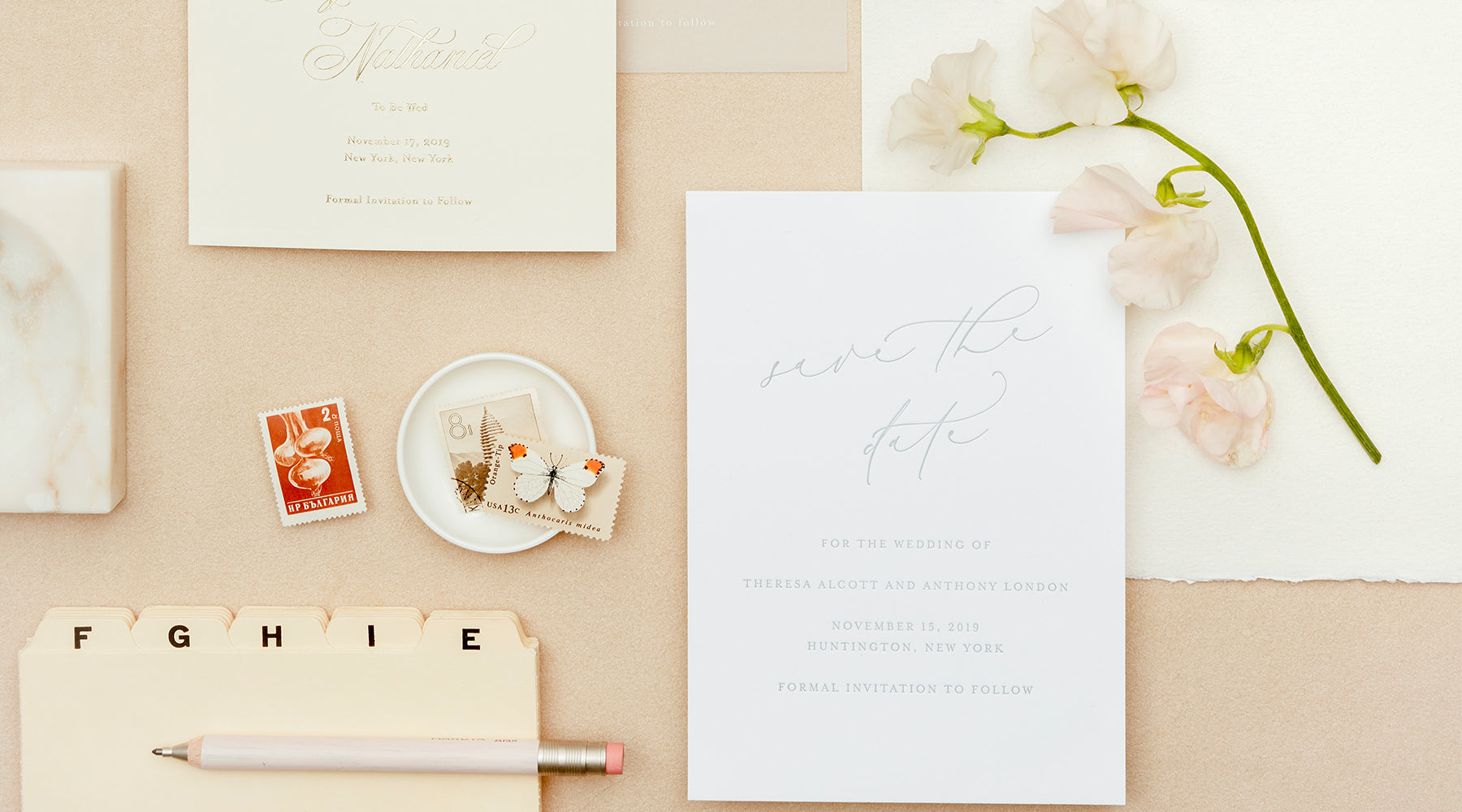 The Complete Guide to Stunning Save the Date Cards