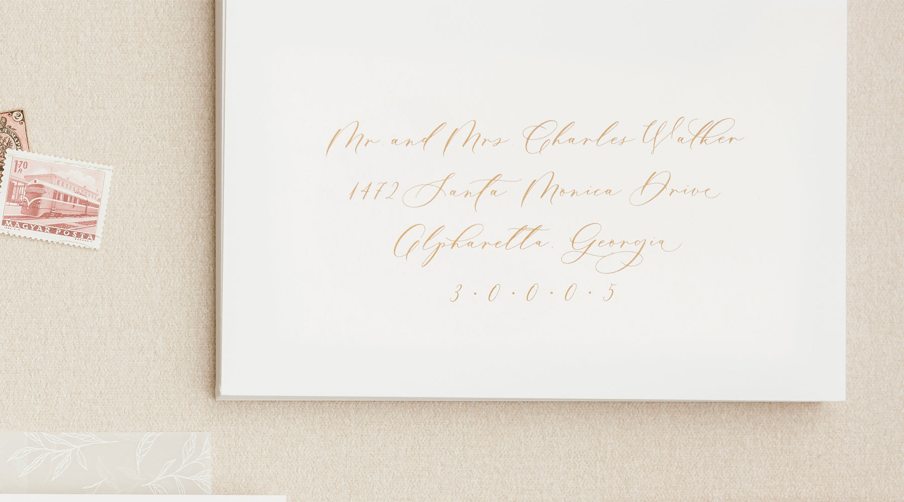 How to Address Wedding Invitations: 6 Instances to Keep in Mind