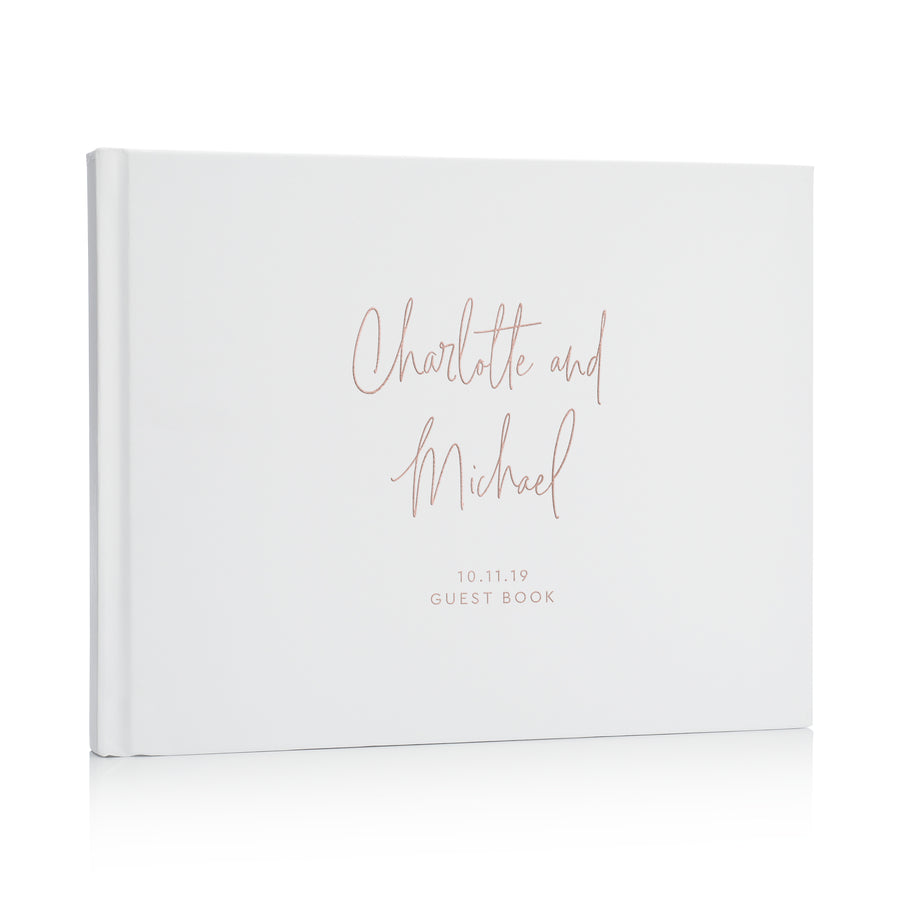 The Charlotte Guest Book