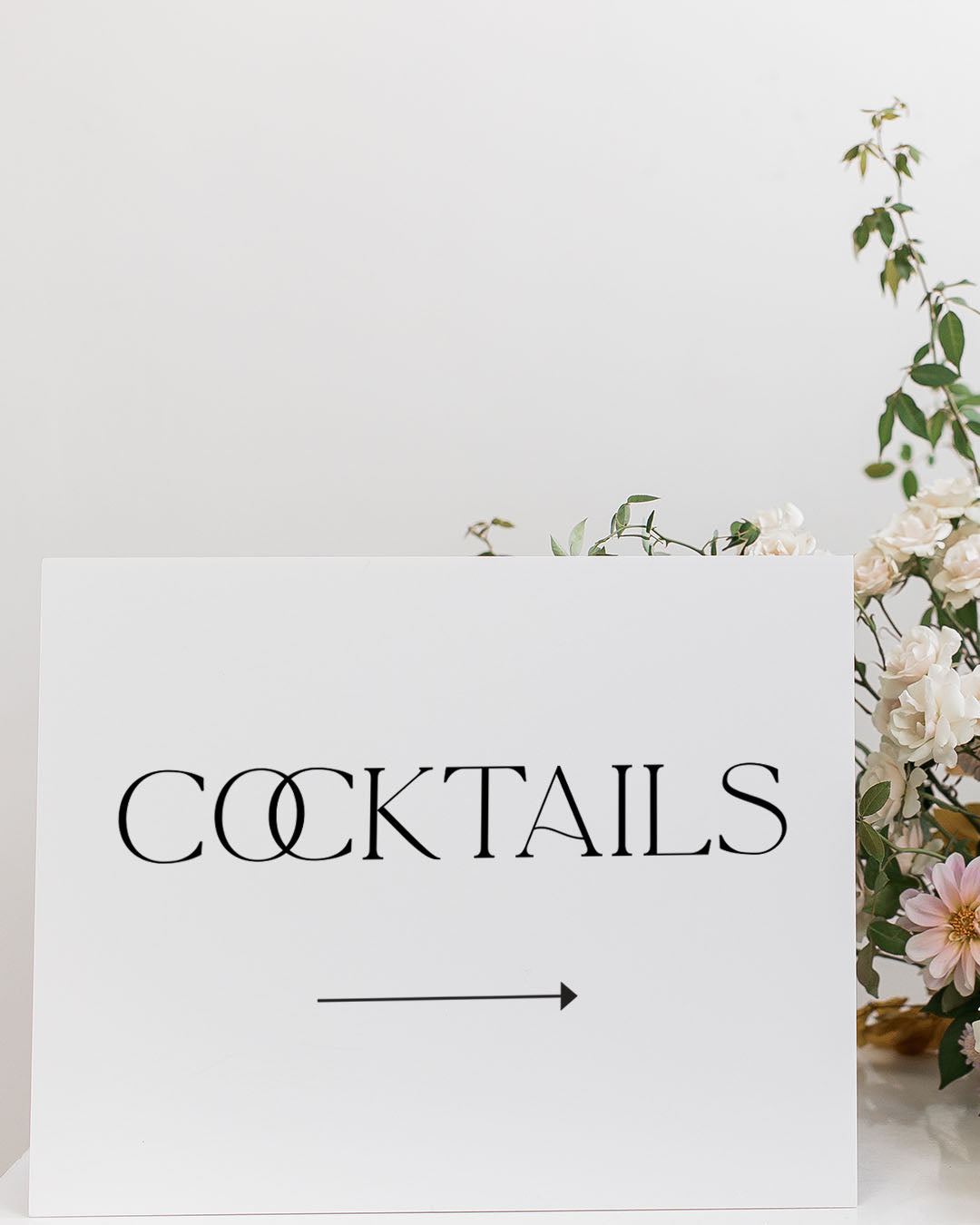 Wedding Directional Signs | The Chloe