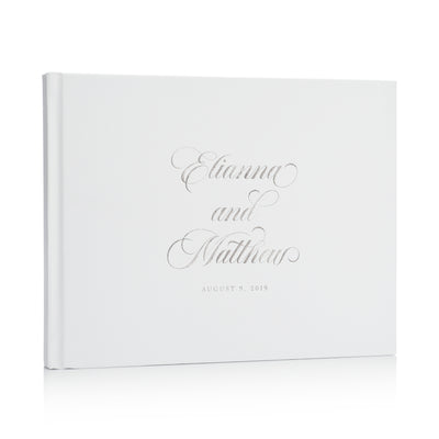 The Elianna Guest Book