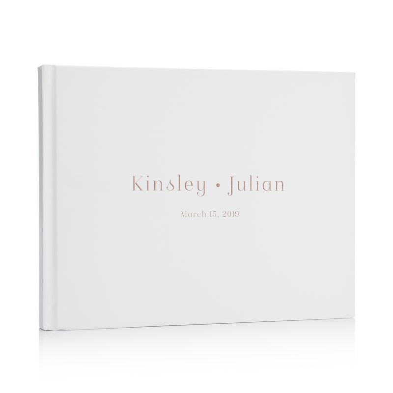The Kinsley Guest Book