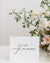 Wedding Decor Signage | The Madison