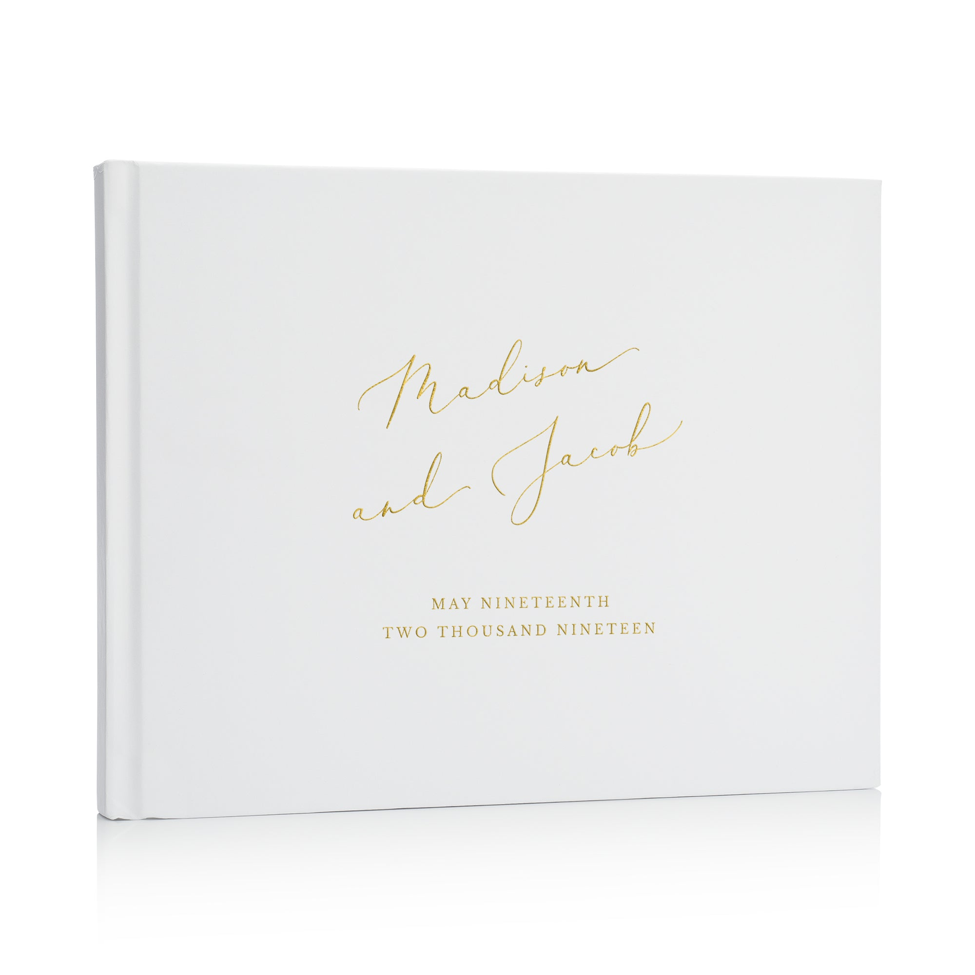 The Madison Guest Book
