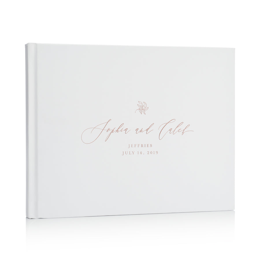 The Sophia Guest Book