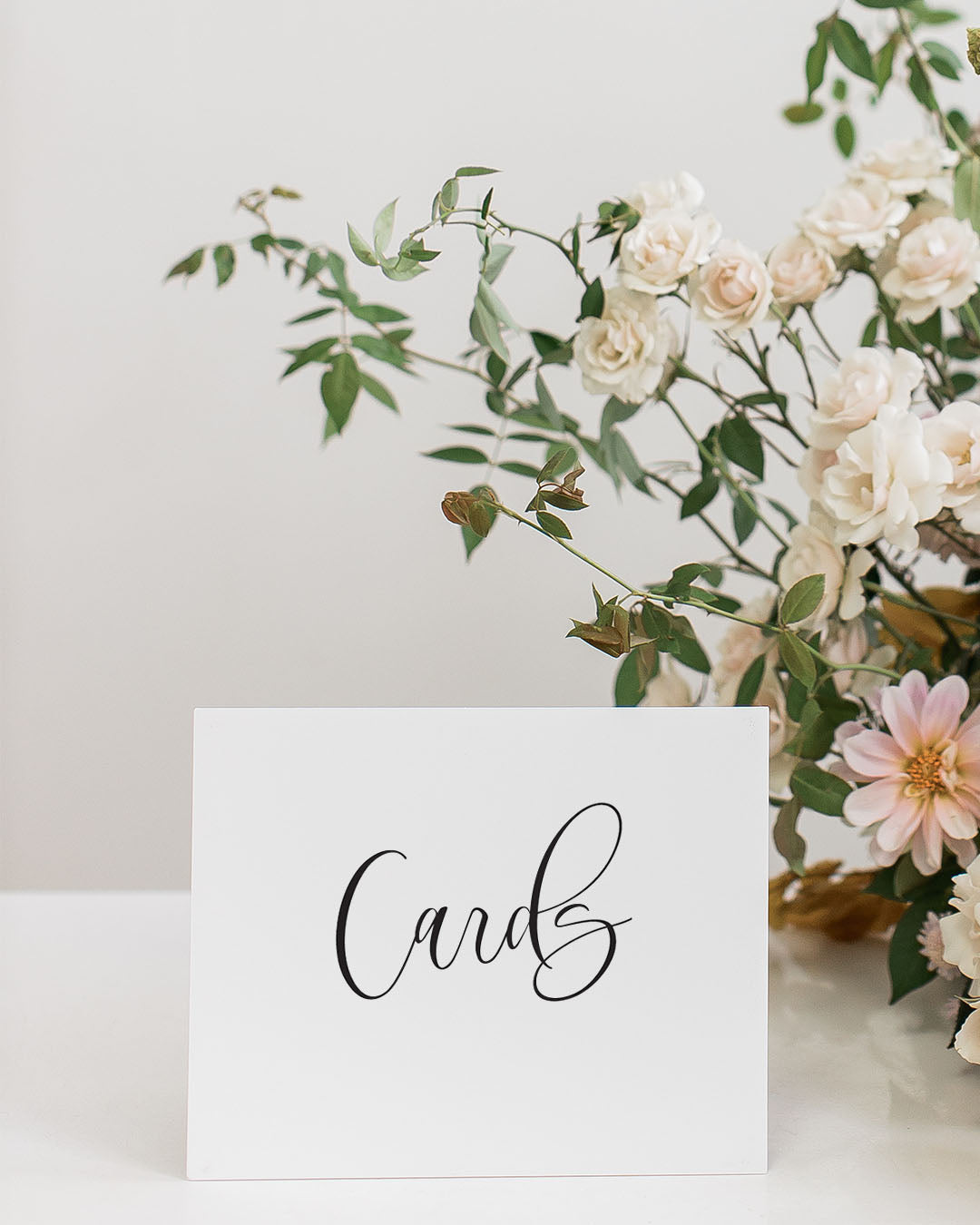 Small Wedding Signage | The Taylor