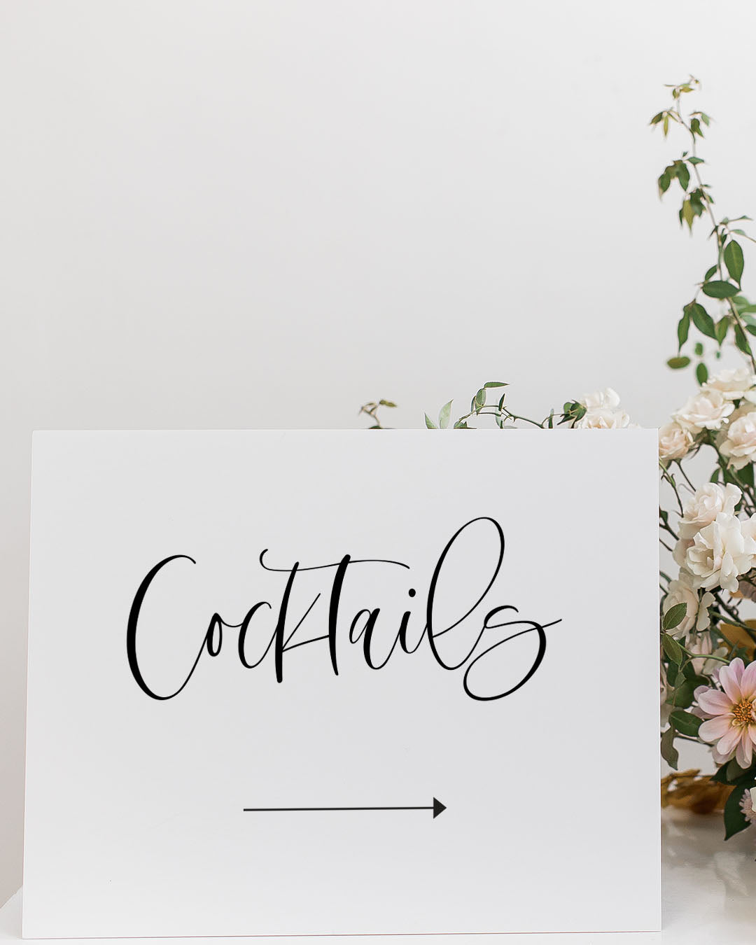 Directional Signage For Wedding | The Taylor
