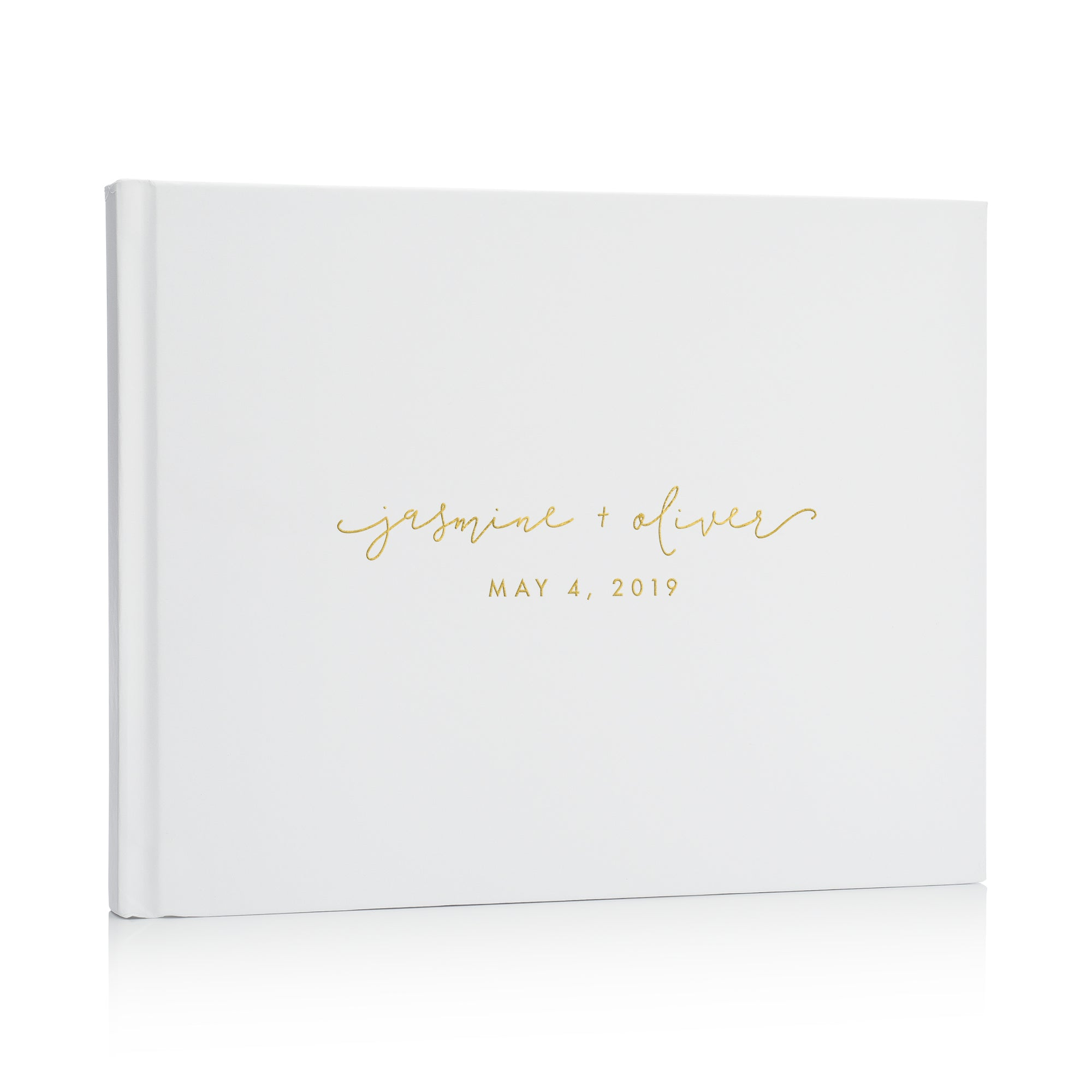 The Jasmine Guest Book