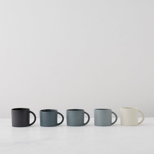 Spectrum Set of Five Cups