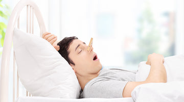 Want To Stop Snoring? Here's What Works.
