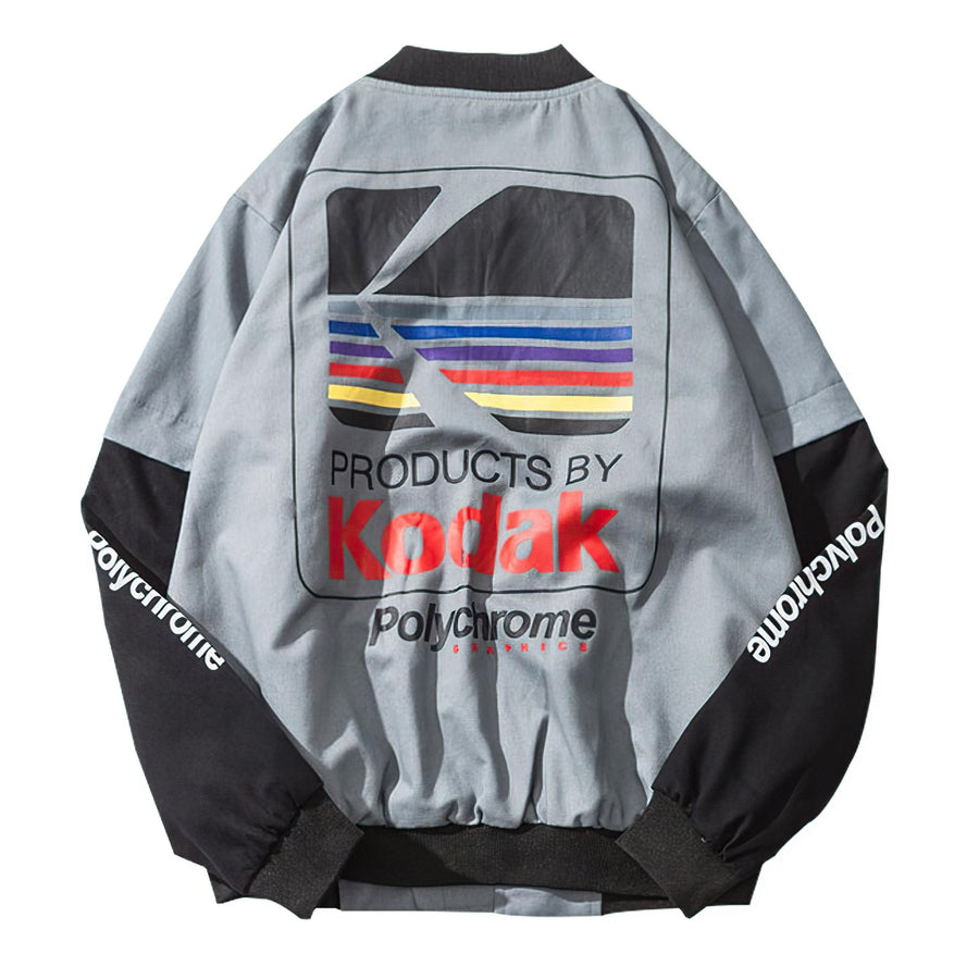 MA-1 Polychrome Light Bomber Jacket