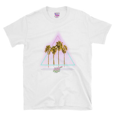 Pixel Art 1986 Graphic Tee-Victor Plazma
