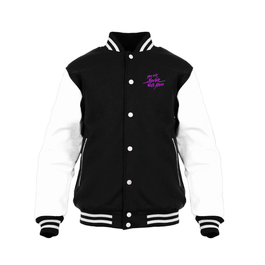 You Will Never Walk Alone Varsity Jacket