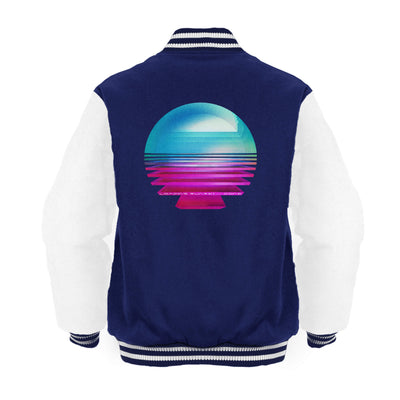 Loading Sunset...Done Varsity Jacket-Victor Plazma