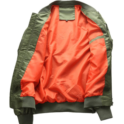 MA-1 Top Gun Light Bomber Jacket-Victor Plazma