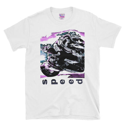 Speed Graphic Tee-Victor Plazma