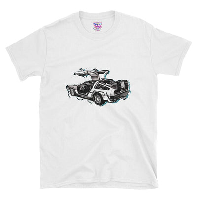 88 MPH Graphic Tee-Victor Plazma