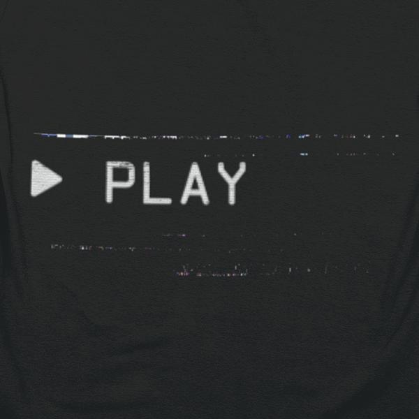 VHS Play Graphic Tee