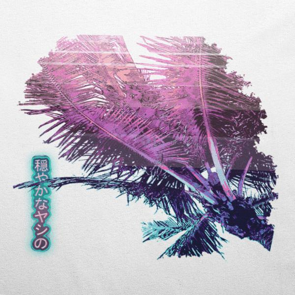 Calm Palms Graphic Tee