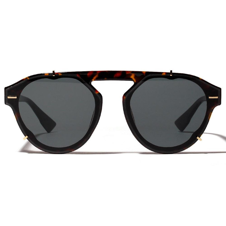 """The Deckard"" Retro Aviator Sunglasses"