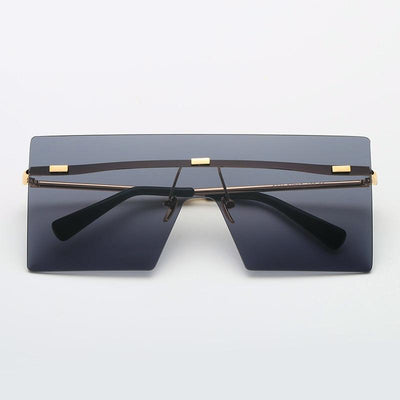 The Retrofutures Unisex Sunglasses-Victor Plazma