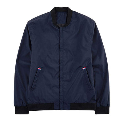 MA-1 Please Stand By Light Bomber Jacket-Victor Plazma