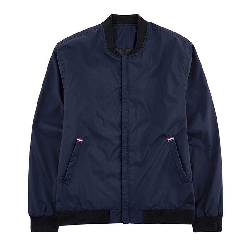 "Retro MA1 ""Stand By"" Light Bomber Jacket"